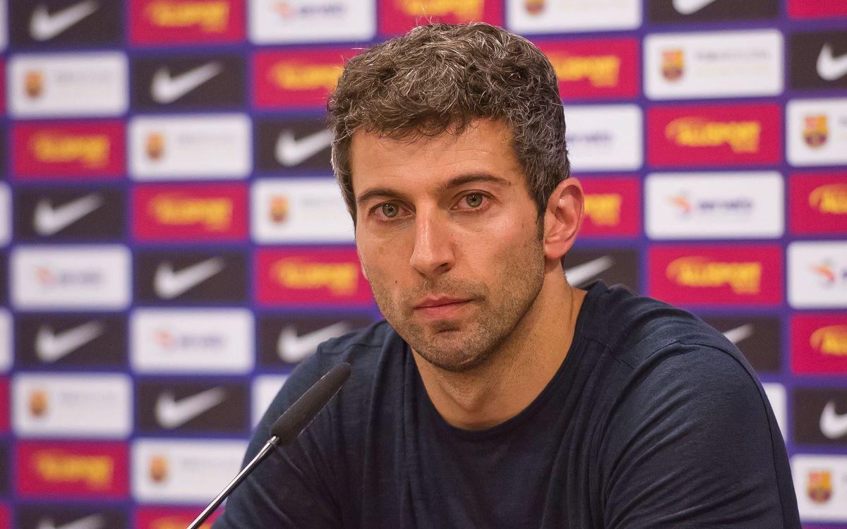 """Jordi Torras: """"Ho he donat tot per aquest club"""""""