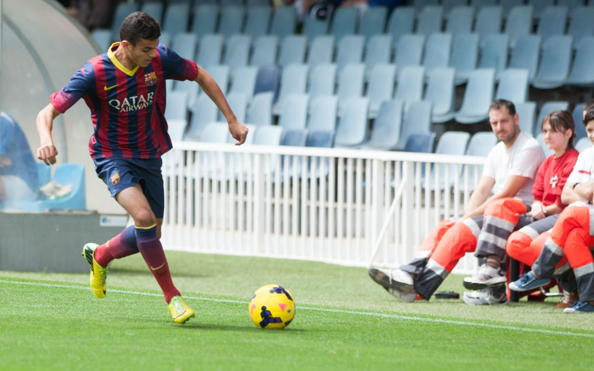 FC Barcelona v Seville: Barça U18 fail to make the Final (2-1)