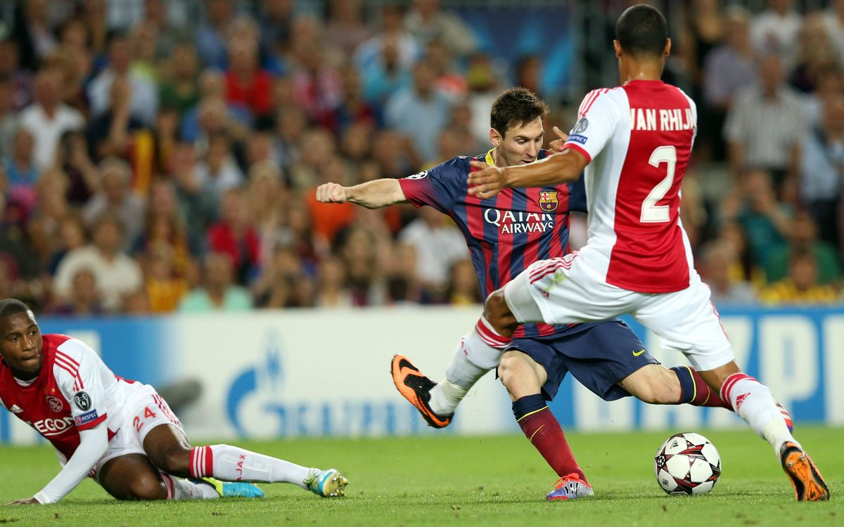 FC Barcelona v AFC Ajax: Did you know?