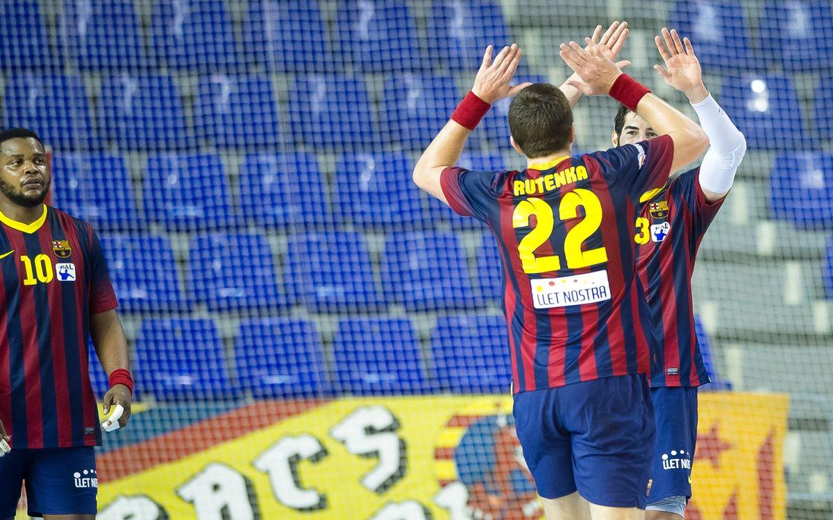 Lo que queda de temporada para el balonmano del Barça