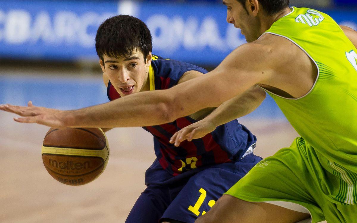 Josep Pérez no seguirá en el Barça B