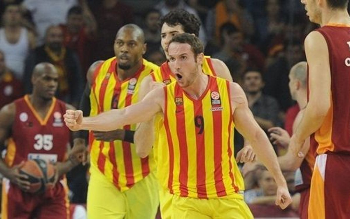 Galatasaray Liv Hospital – FC Barcelona: Milan awaits! (75-78)