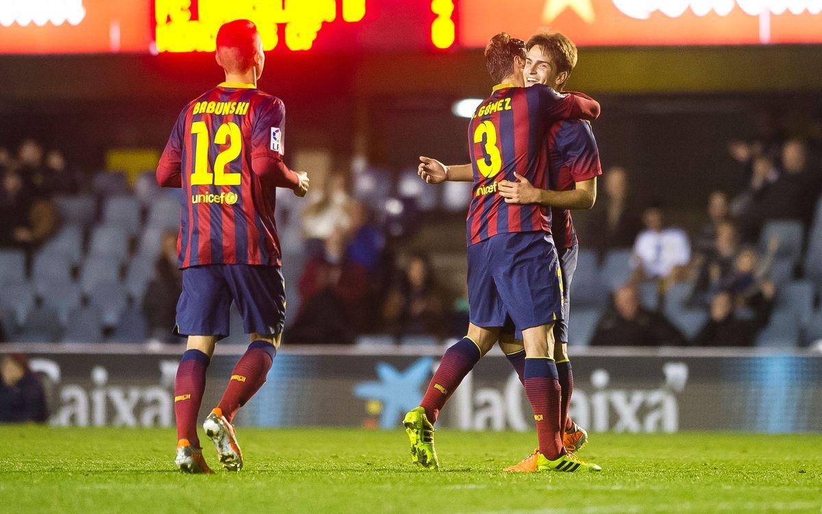 Hércules-Barça B: Quieren igualar la mejor clasificación histórica