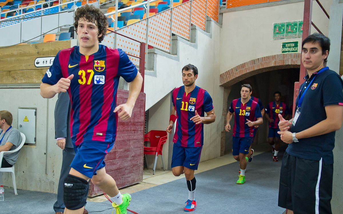 Super Sunday for FC Barcelona handball