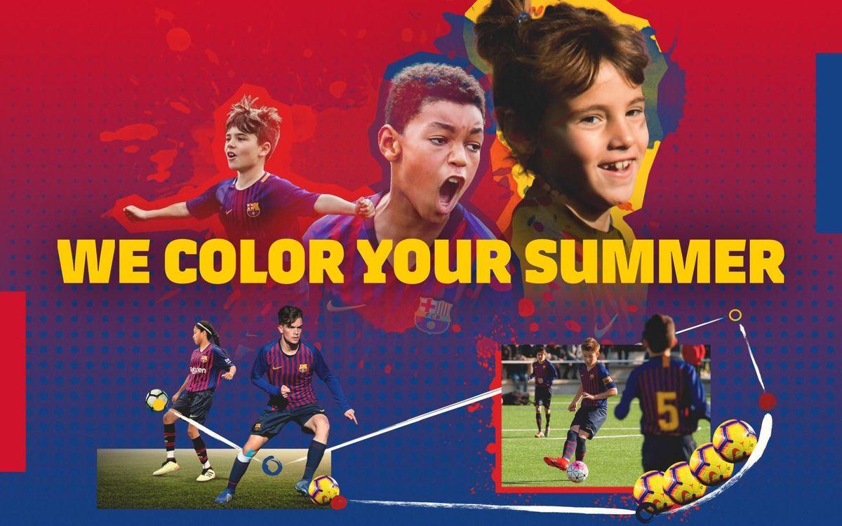 Barça Academy Summercamps