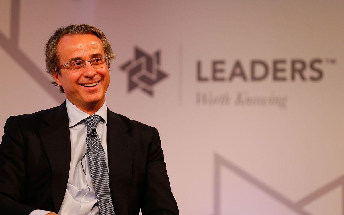 Javier Faus, protagonista del Leaders Sport Summit