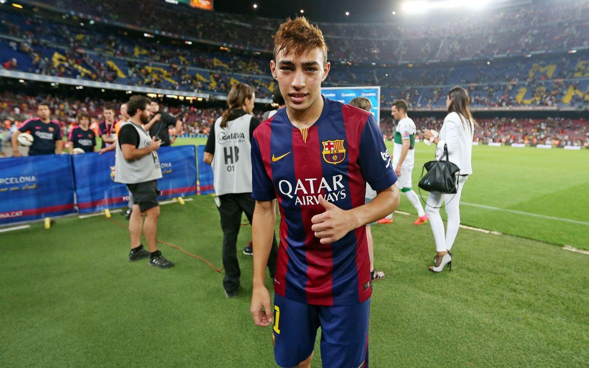 Munir called up for full Spanish squad