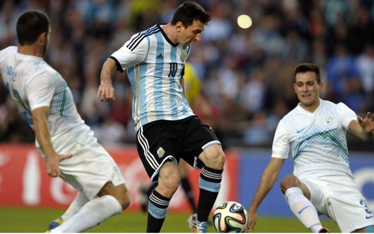 カメルーン、アルゼンチン、スペインの勝利
