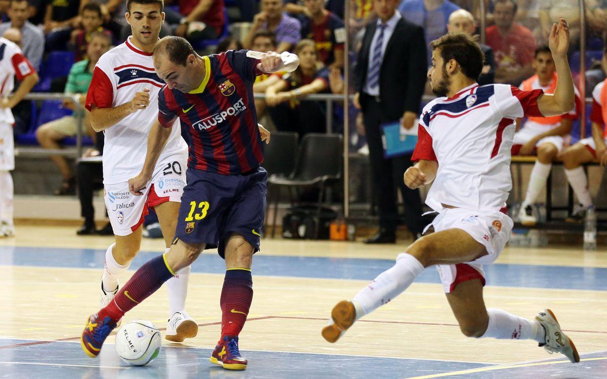 """Carmona: """"Hem de continuar en la línia de l'últim partit"""""""