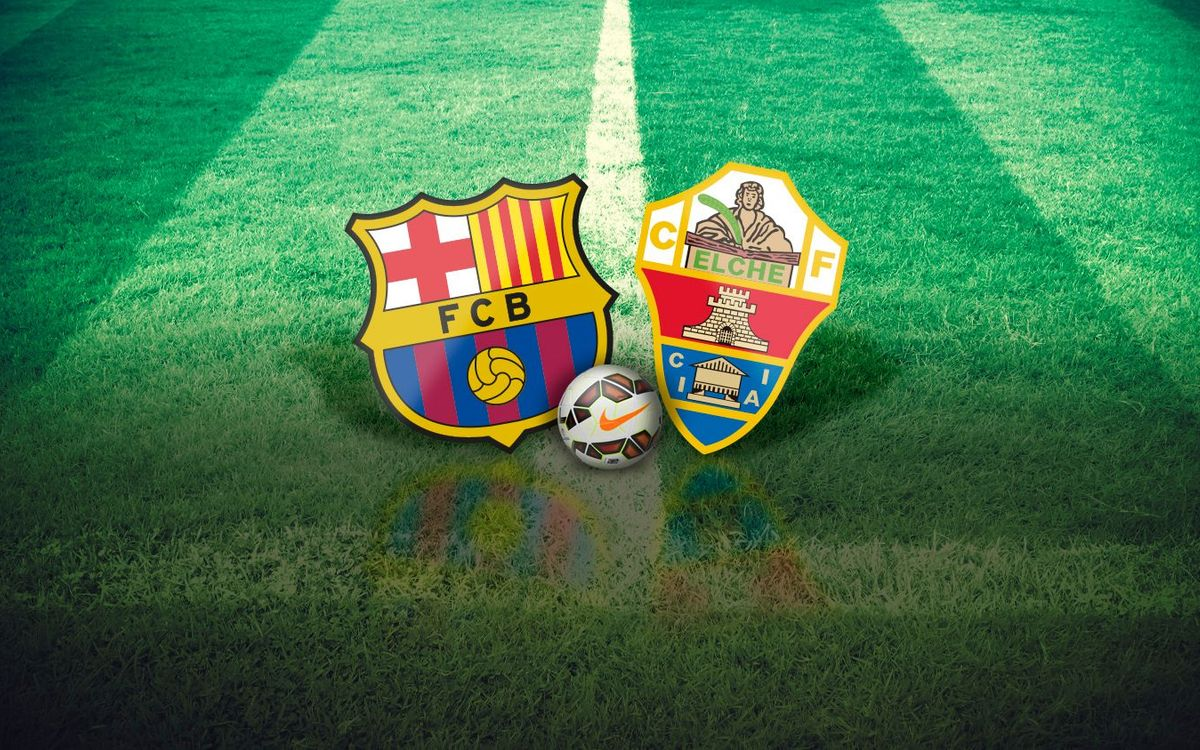 TOP 5: Barça vs. Elche at Camp Nou