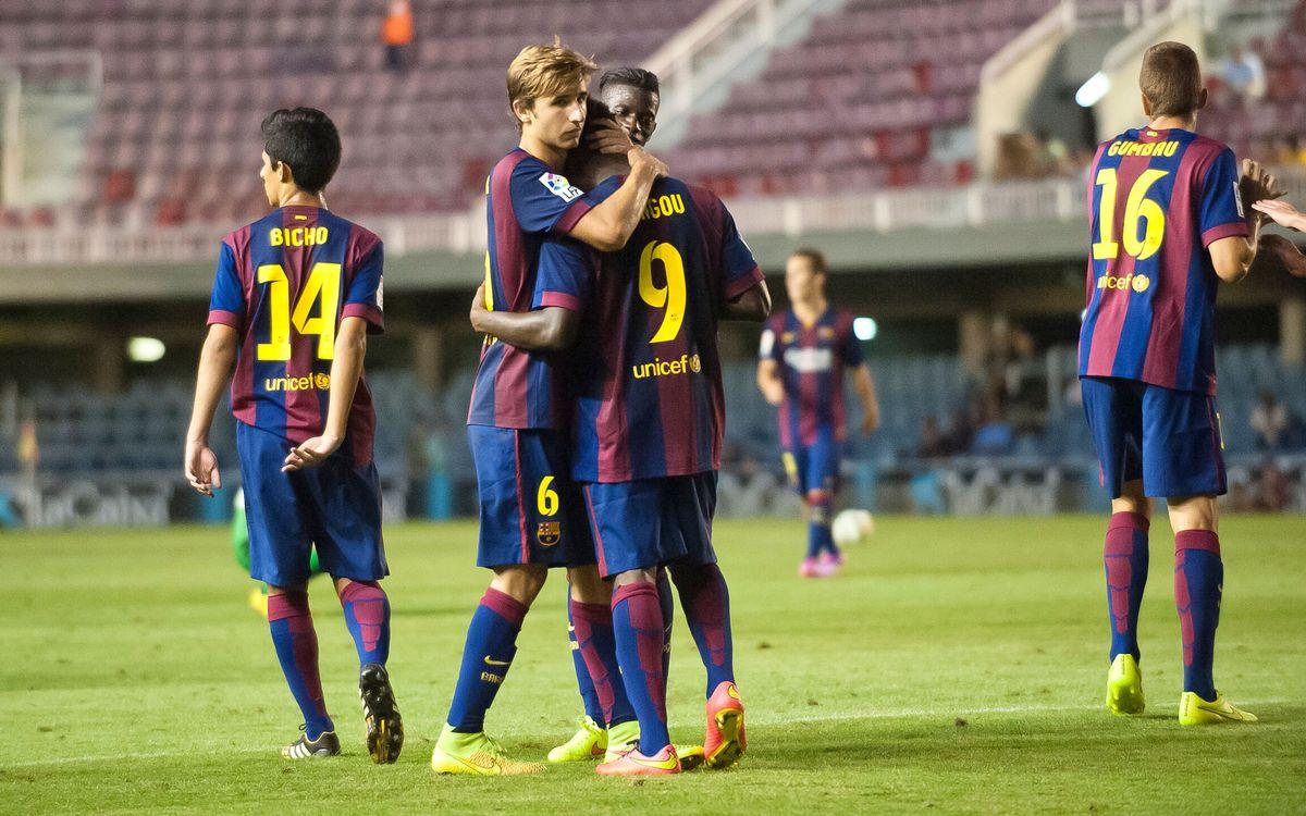FC Barcelona B v CE Sabadell: Comeback at the Miniestadi (3-1)