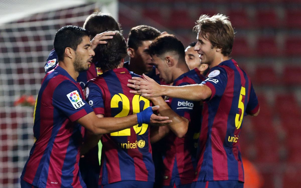 FC Barcelona claim first ever Catalan Super Cup