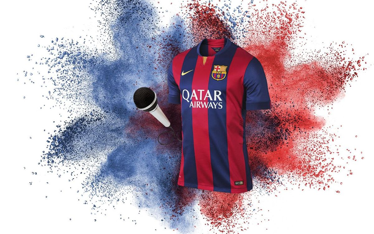 What is your opinion about Barça's new jersey?