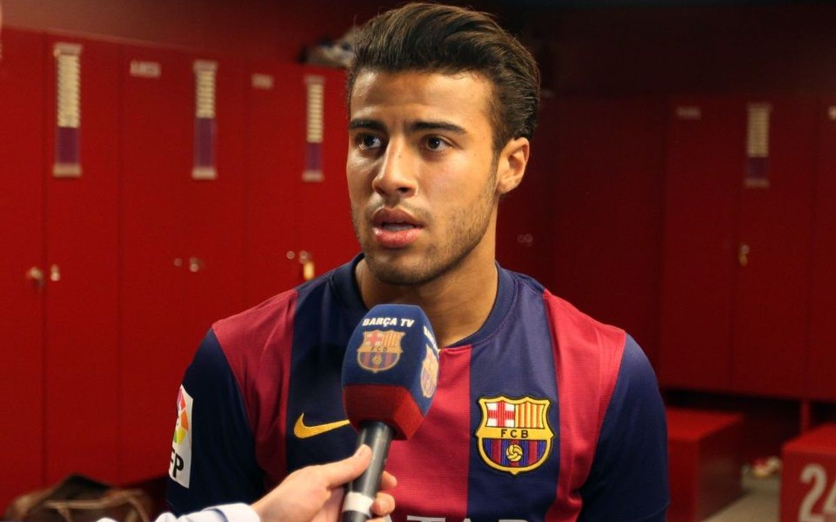 LIVE - Rafinha press conference