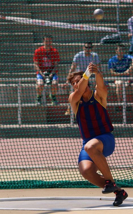 Ocho juniors del Barça participarán en el Mundial de Atletismo de Eugene 2014