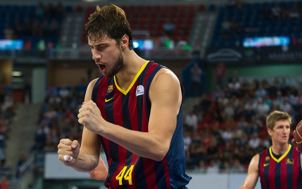 Montakit Fuenlabrada v FC Barcelona: Sweet victory (64-79)