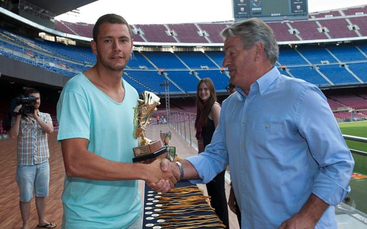 Trofeu Messi molt igualat