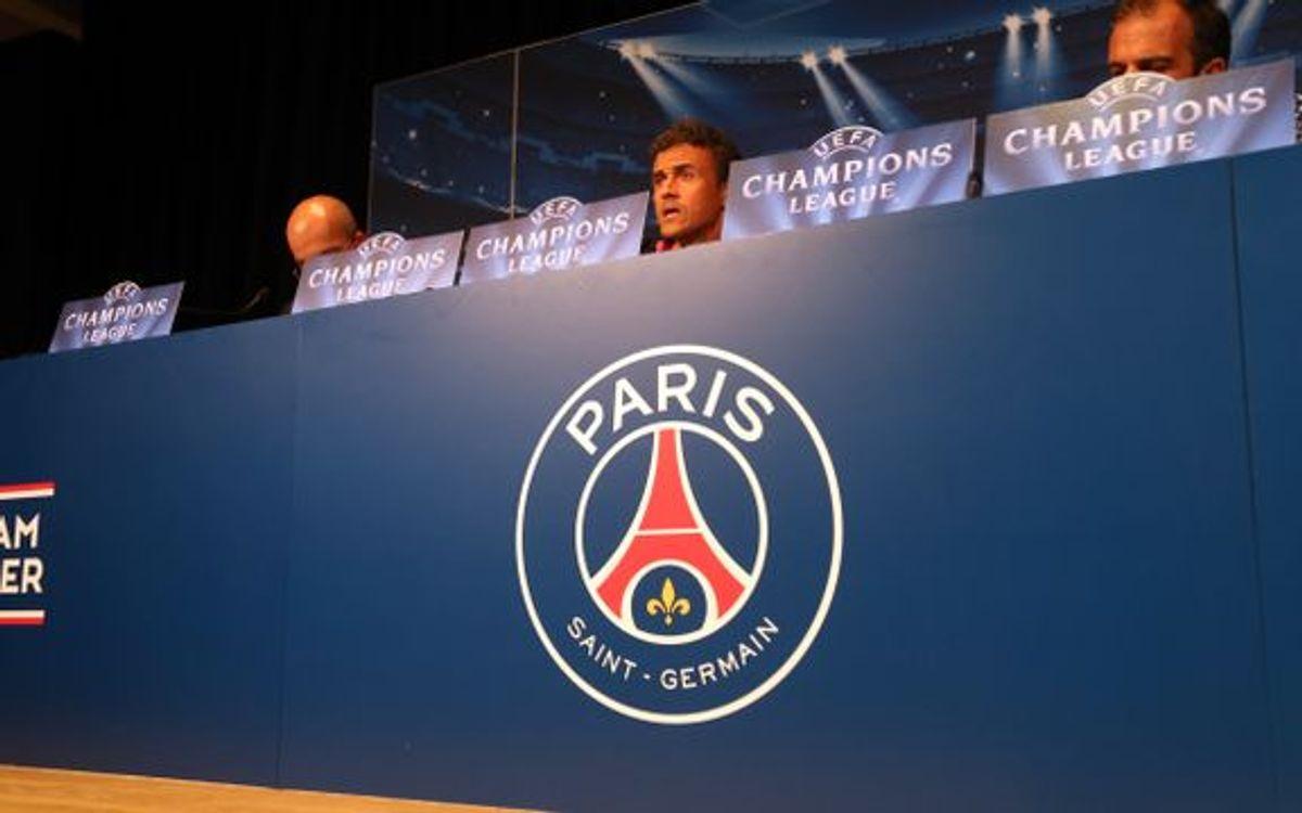 Gran expectació mediàtica a París