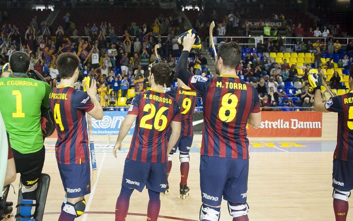 El Barça presentará candidatura para acoger la Final Four