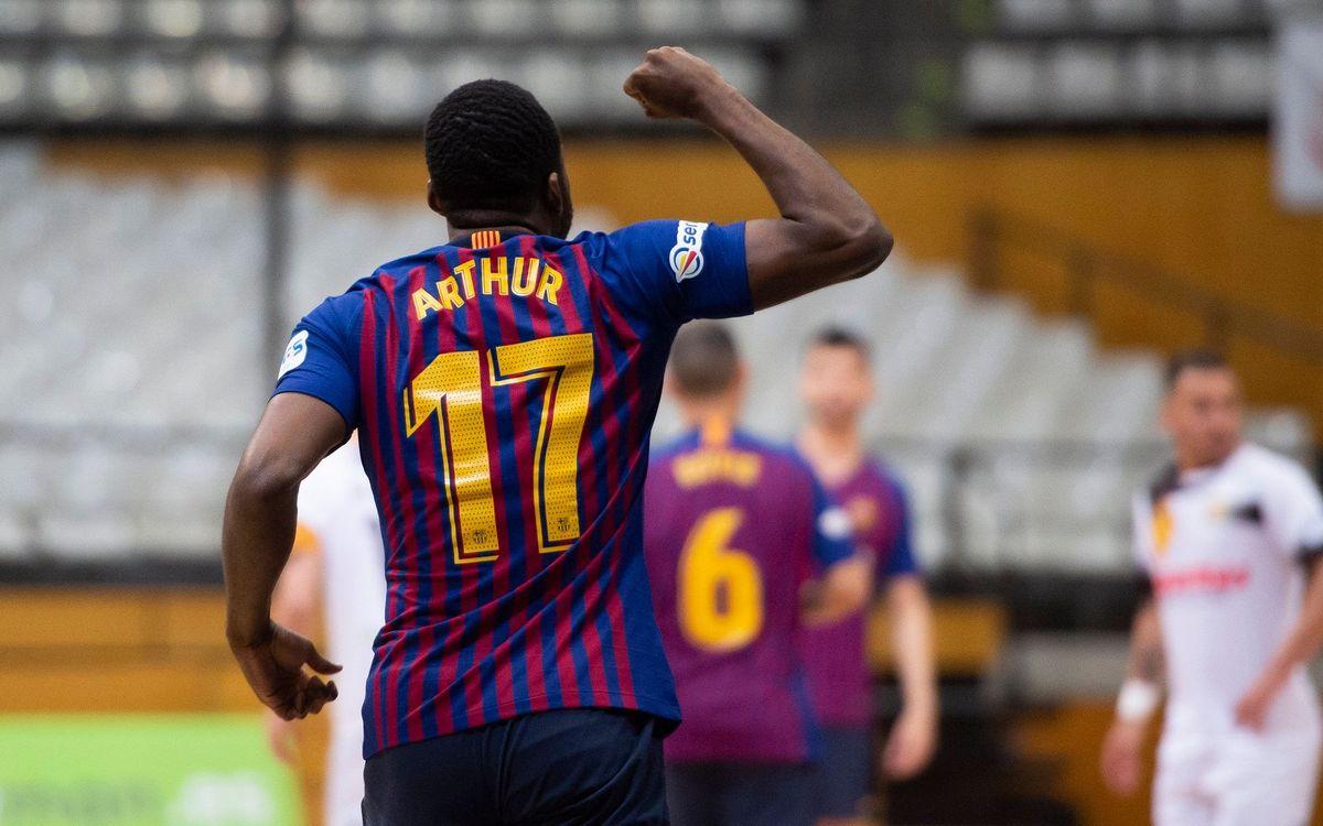 Arthur, en racha