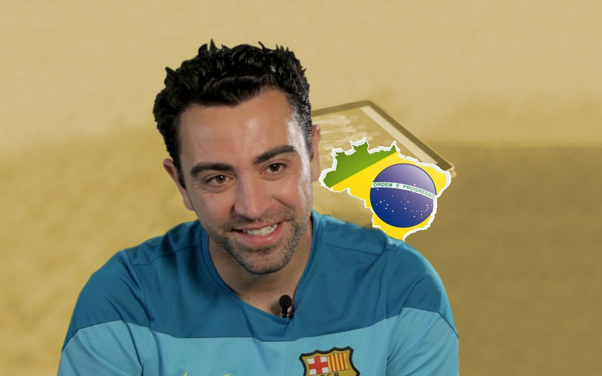 Xavi talks about the teams he will face in the World Cup group stage