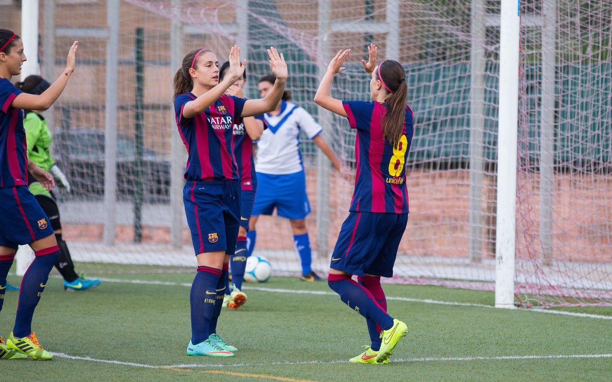 DIRECTO - Femenino A - RCD Espanyol