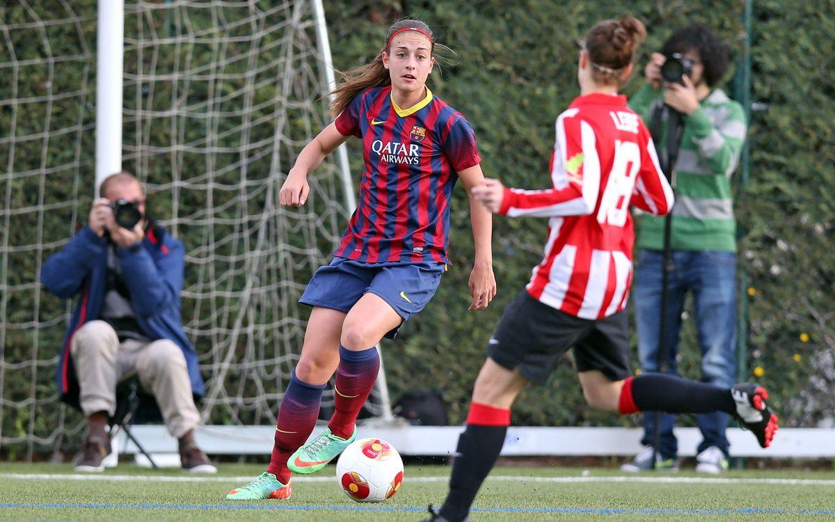 El Femenino A busca ganar su cuarta Copa de la Reina y su segundo doblete consecutivo