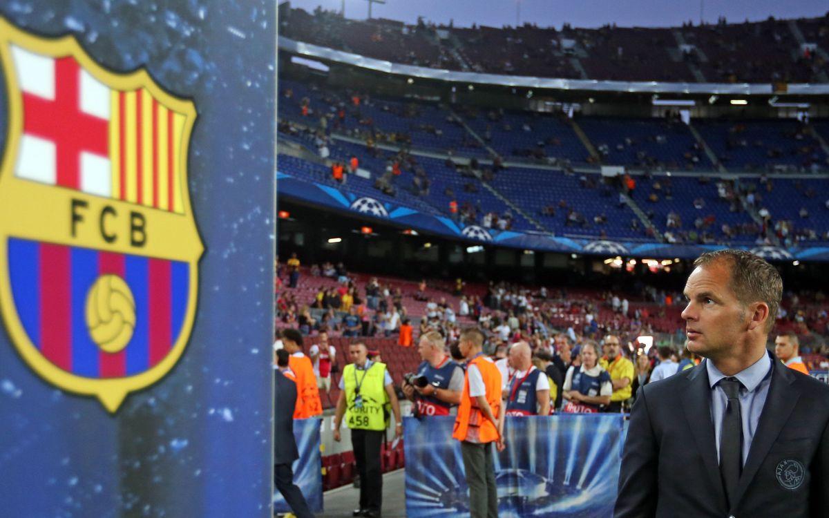 FC Barcelona & Ajax, a close relationship