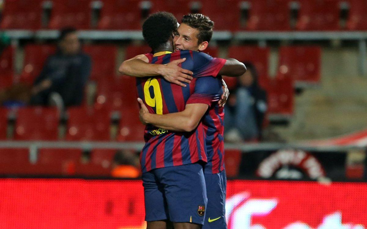 FC Barcelona v Espanyol: A final to finish