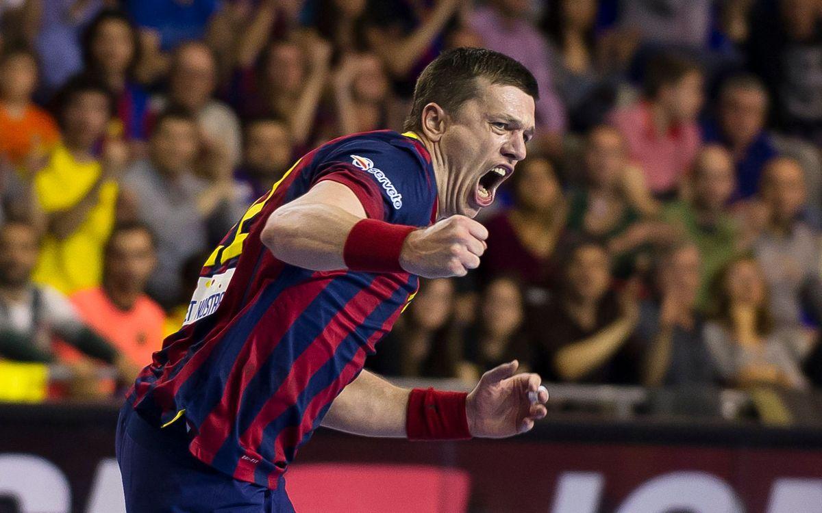 Los posibles rivales del Barça de balonmano en Colonia