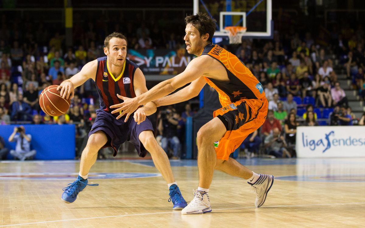 Valencia decide esta tarde el otro finalista ACB