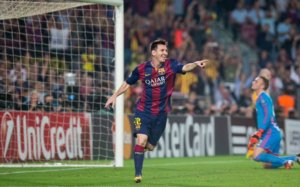 AFC Ajax v FC Barcelona: Reaction time