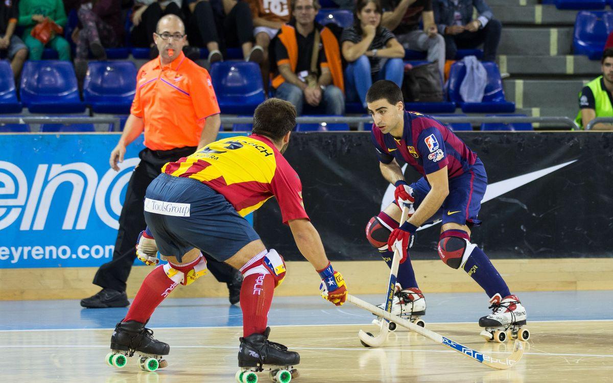 ICG Software Lleida – FC Barcelona: Toca lluitar per la setena victòria