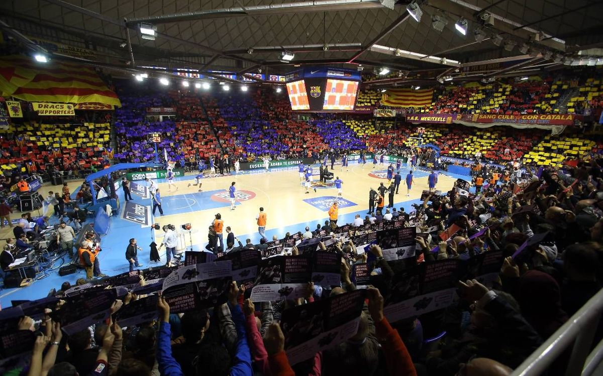 Madrid winless at Palau for eight years