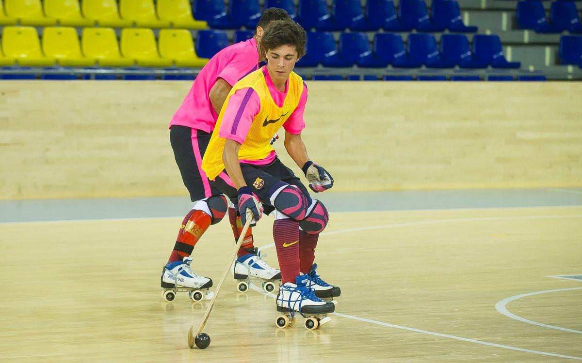 La selección española sub-20 disputa el torneo Zé Du de Angola
