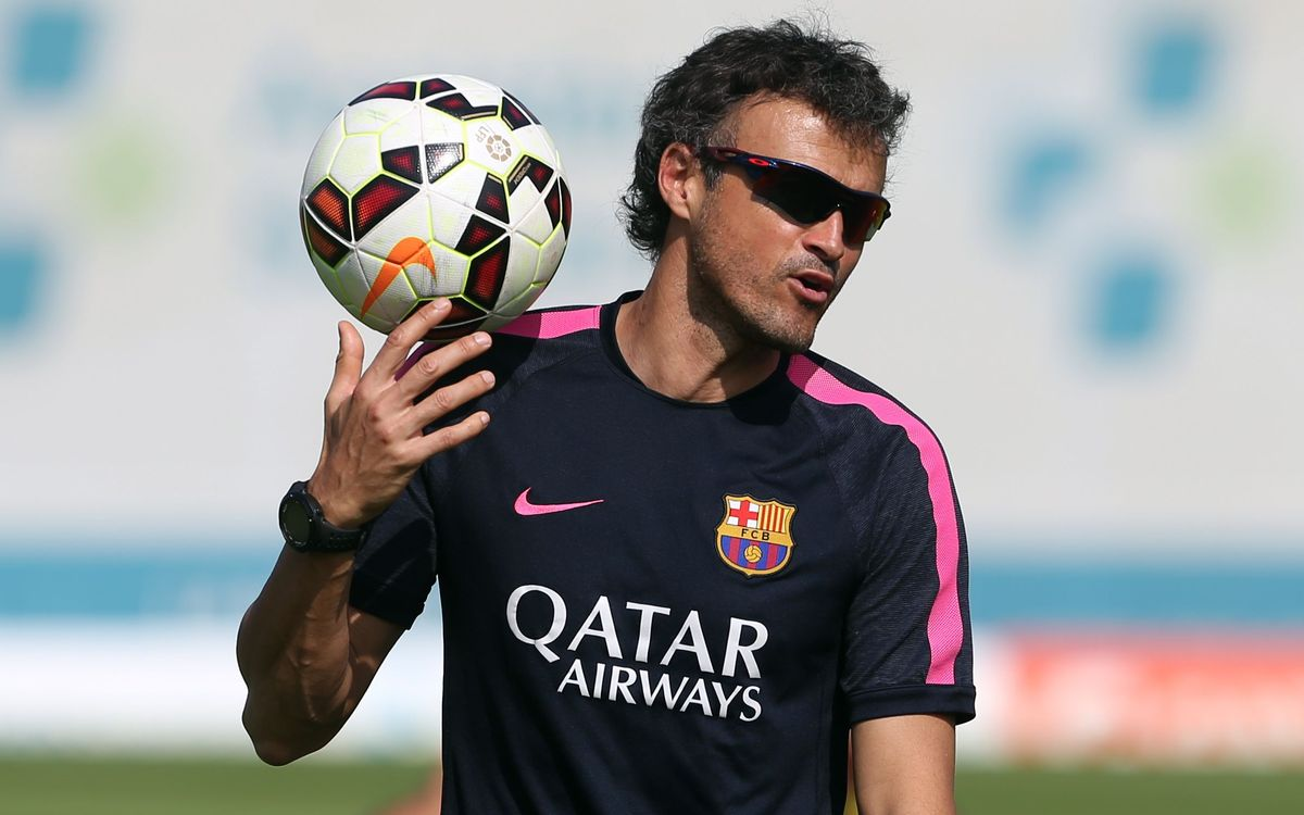 Luis Enrique says Rayo one of his favourites