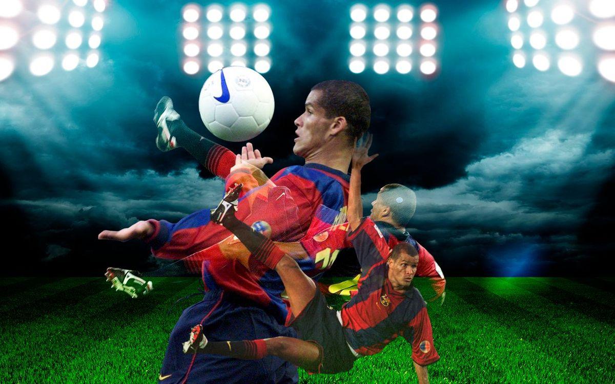 TOP5: Rivaldo's best goals