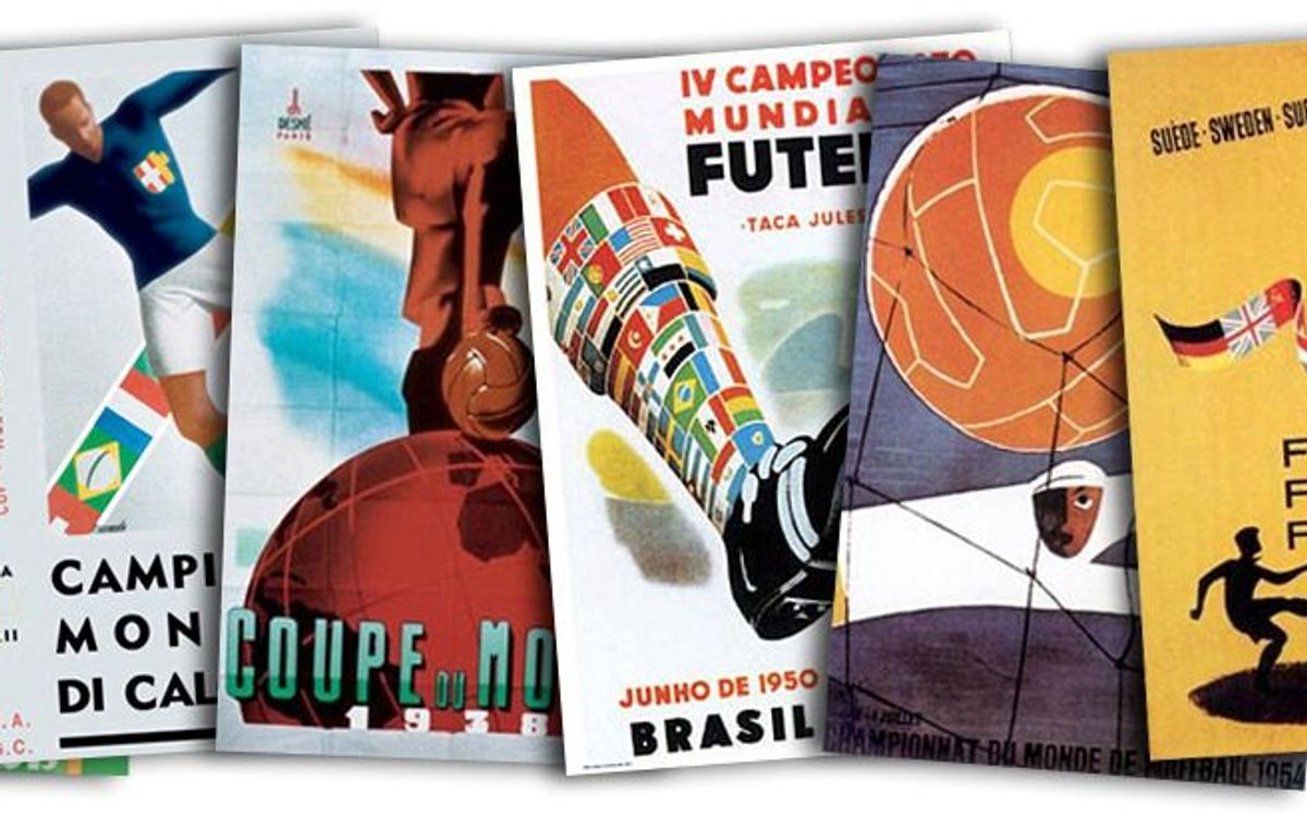 1930-1958: World Cup Finals and FC Barcelona