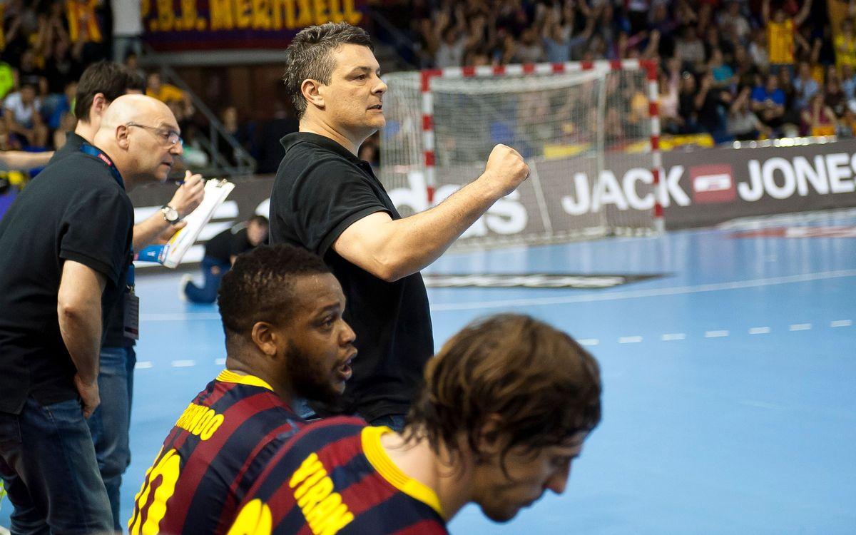 Xavi Pascual renueva su contrato hasta 2017
