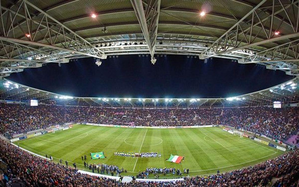 Le FC Barcelone et Naples s'affronteront à Genève le 6 août