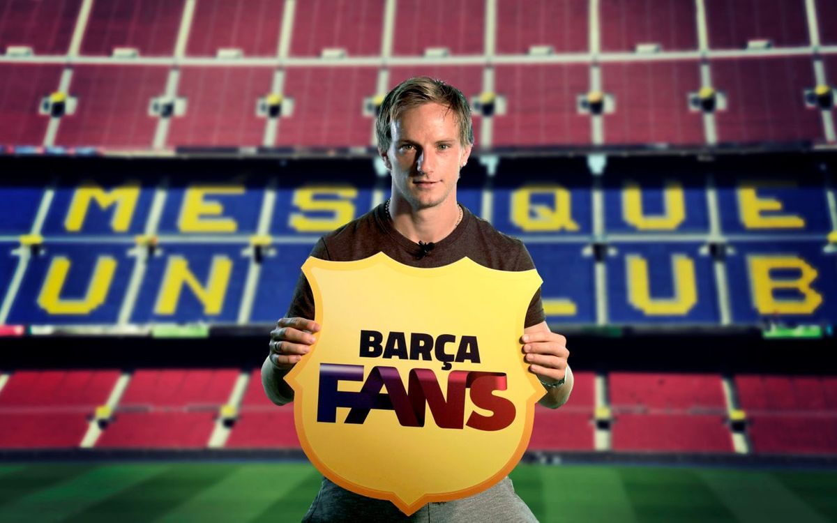 Rakitic: first experiences with the club