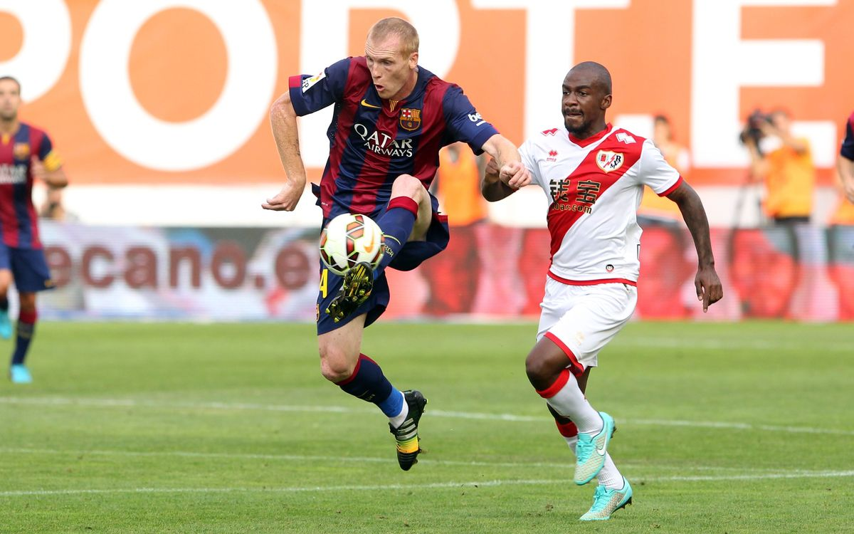 A record for the whole team, says Mathieu