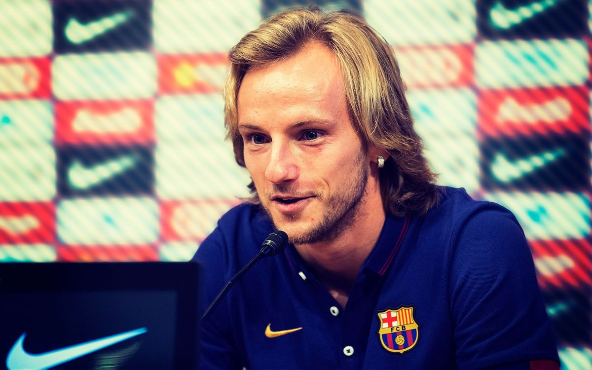 Rakitic, Barça's new number 4 (part 2)
