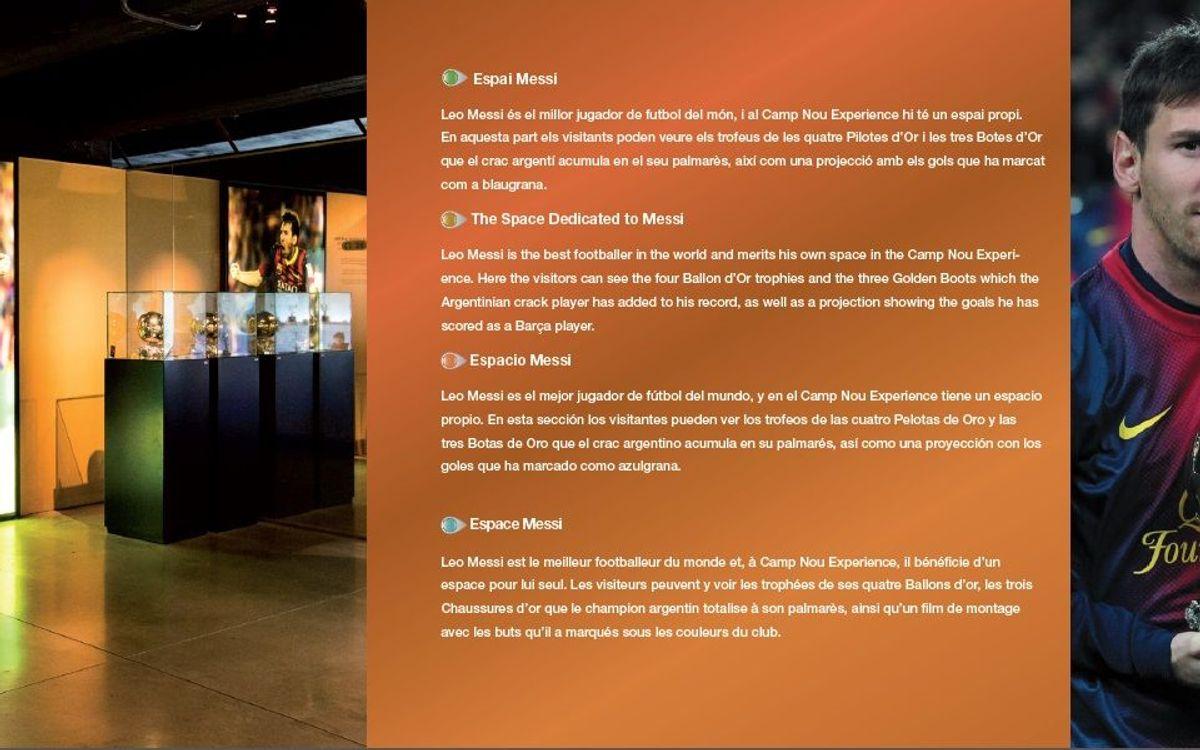 Nueva guía actualizada del Museo