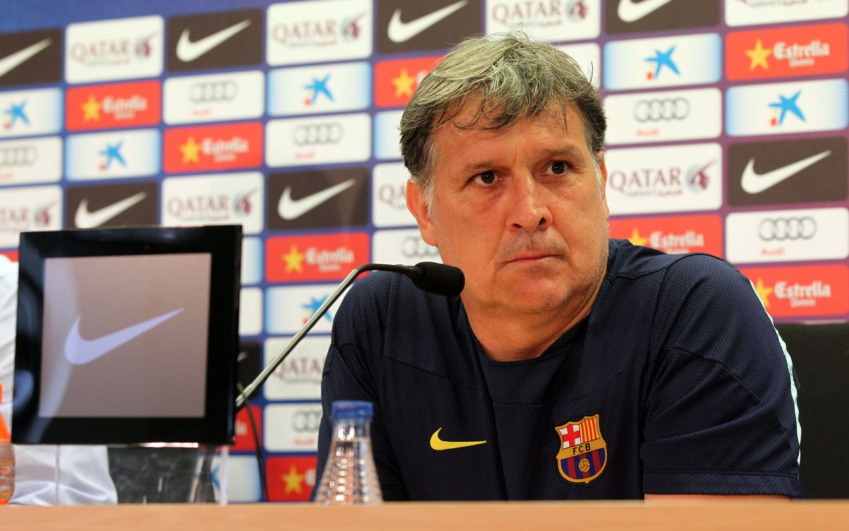 Martino delighted to be proved wrong