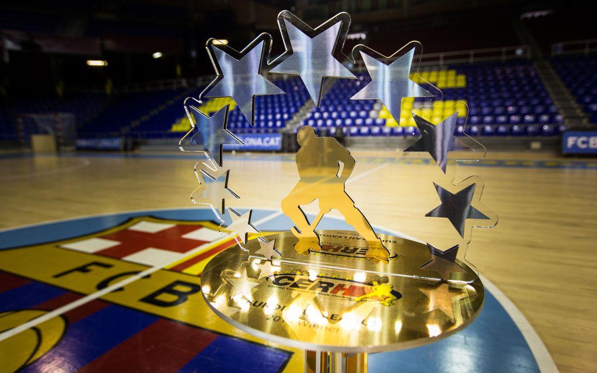 Torna la Lliga Europea, torna el millor espectacle d'Europa al Palau
