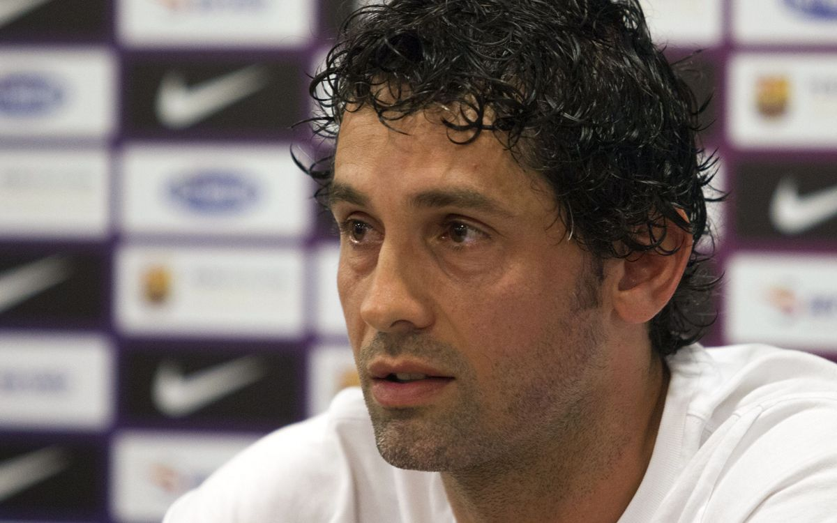 """'Juanín' García: """"Han estat els nou millors anys de la meva vida"""""""