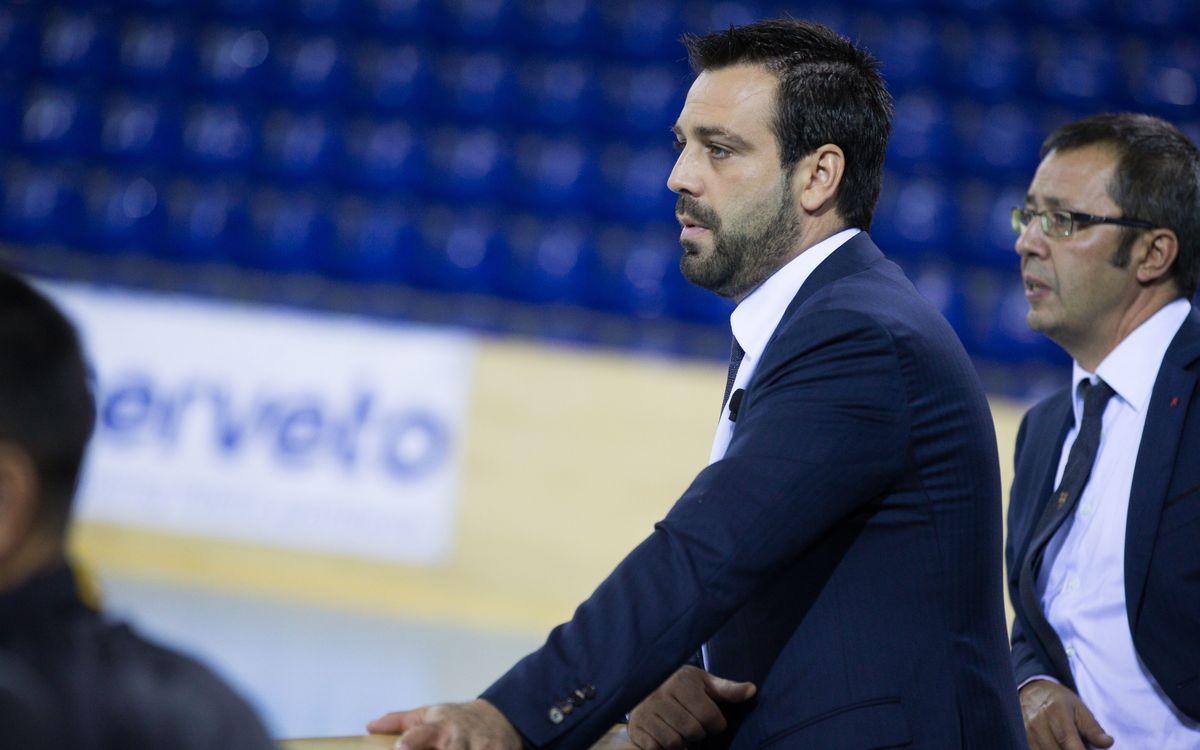 """Ricard Muñoz: """"El Calafell ens farà córrer molt"""""""