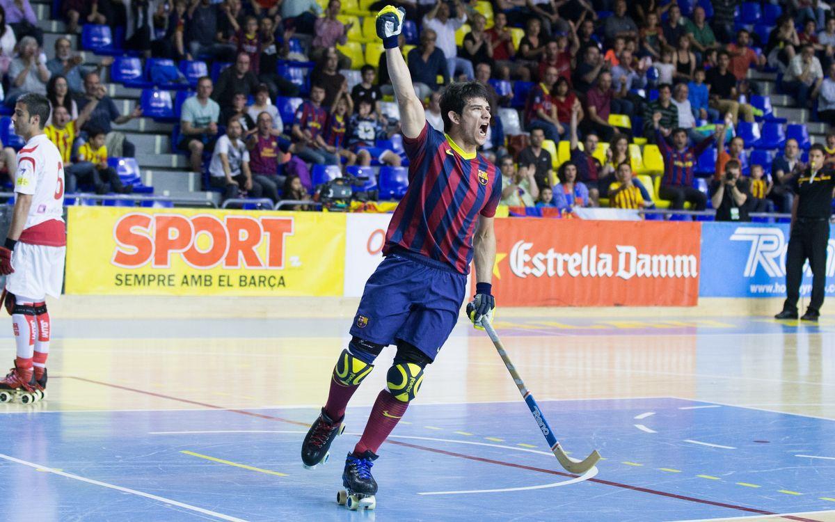 Álvarez seguirá ligado al Barça hasta el 2017