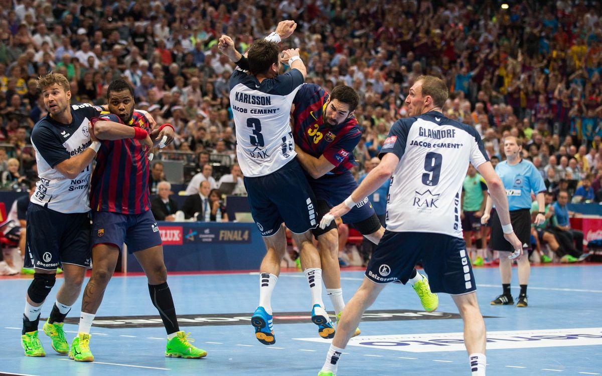 SG Flensburg-Handewitt – FC Barcelona: Duel de Final a Quatre